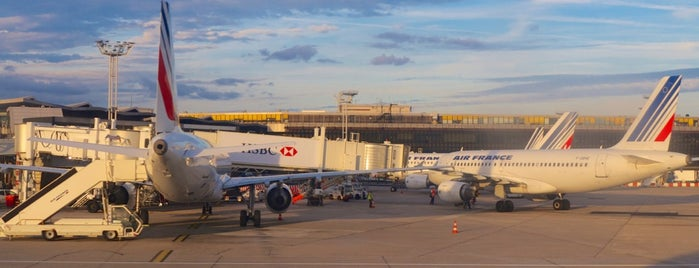 Flughafen Paris-Orly (ORY) is one of Paris.