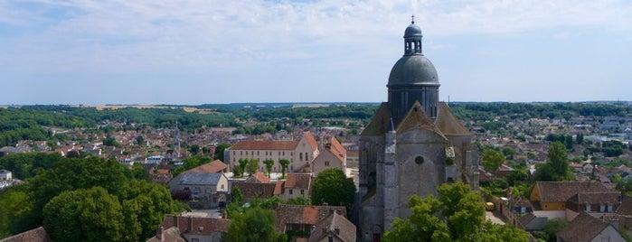 Cité médiévale de Provins is one of Bienvenue en France !.