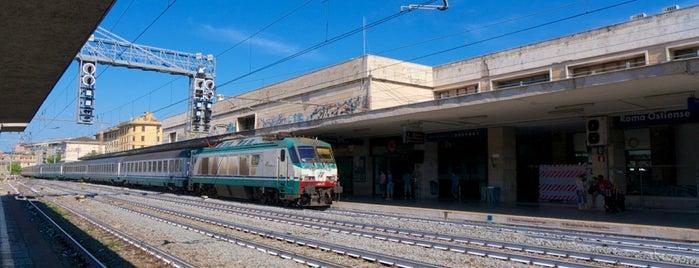 Stazione Roma Ostiense (IRR) is one of Rome / Roma.