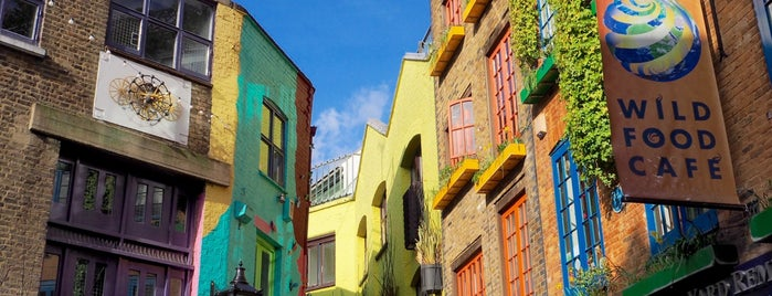 Neal's Yard is one of Londres / London.