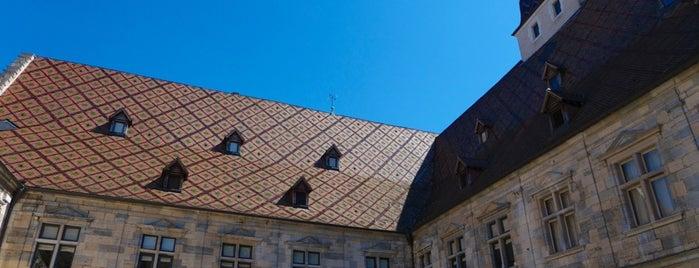 Musée du Temps is one of Franche-Comté.