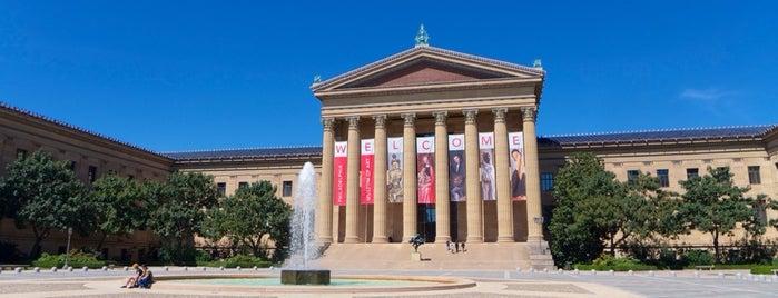 Philadelphia Museum of Art is one of Philadelphia.