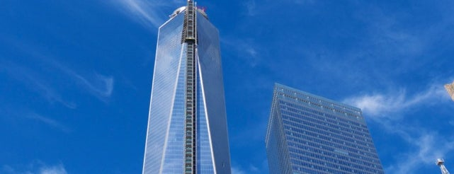 One World Trade Center is one of New York City.