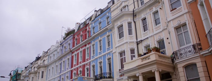 Notting Hill is one of My London.