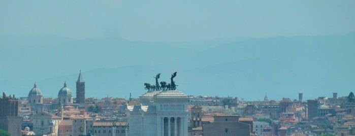 Terrazza del Gianicolo is one of Rome / Roma.
