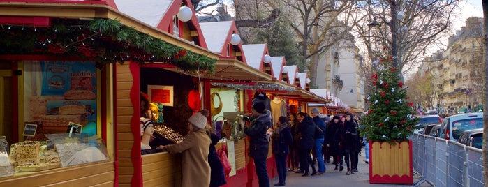 Marché de Noël de Saint-Germain-des-Prés is one of Noël Paris.
