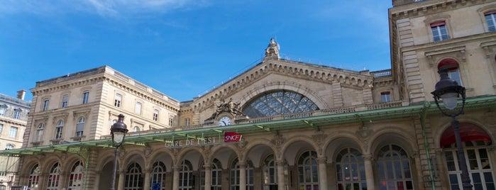 Gare SNCF de Paris Est is one of Follow the Orient Express — Şark Ekspresi.