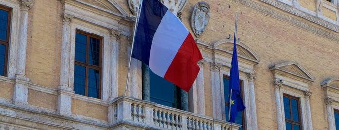 Ambasciata di Francia - Palazzo Farnese is one of Rome / Roma.