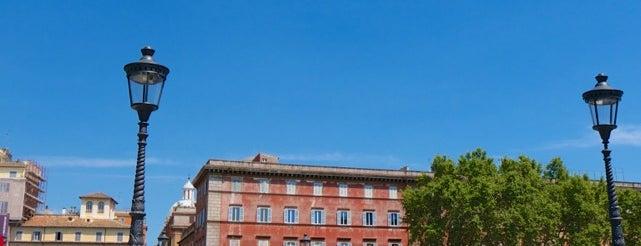 Ponte Sisto is one of Rome / Roma.