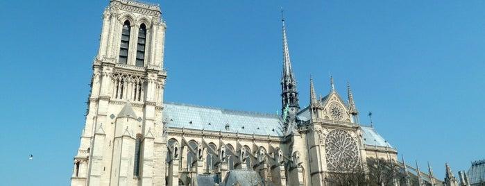 Pont au Double is one of Paris ♡..