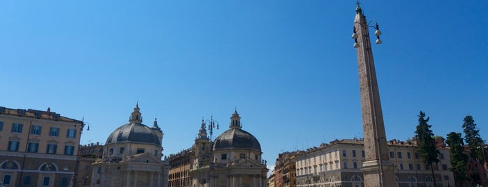 Basilica di Santa Maria in Montesanto is one of Rome / Roma.