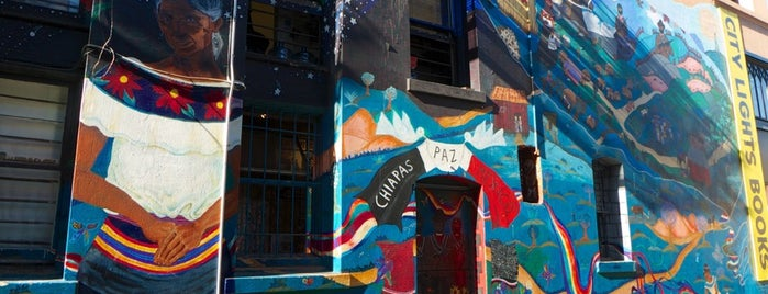 Jack Kerouac Alley is one of Trips / San Francisco, CA, USA.