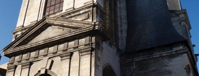 Église Saint-Pantaléon is one of Troyes.