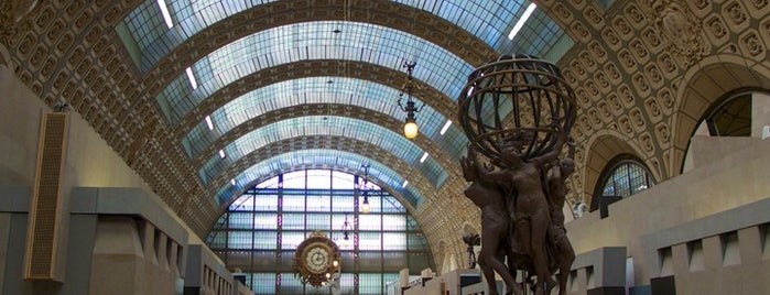 Museo de Orsay is one of Bienvenue en France !.