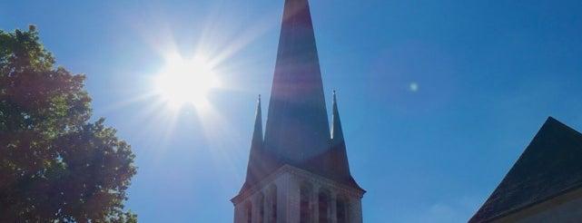 Église Saint-Rémi is one of Troyes.