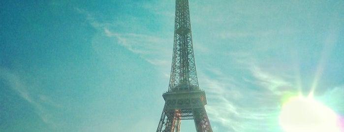 Place de Varsovie is one of Paris ♡..