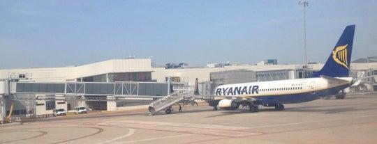 Ibiza Havalimanı (IBZ) is one of Airports.