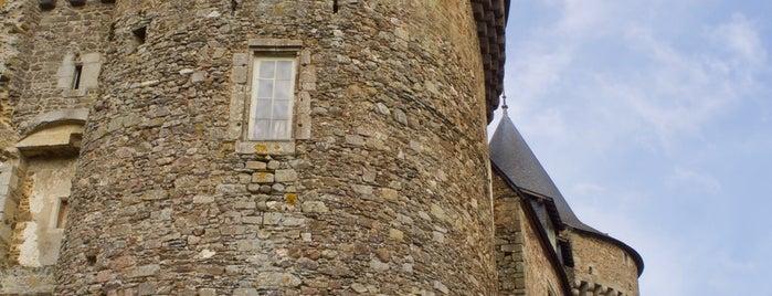 Château de Sillé-le-Guillaume is one of 100 km 2020.