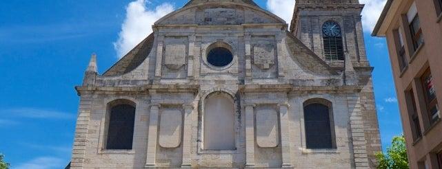 Église Saint-Georges is one of Franche-Comté.