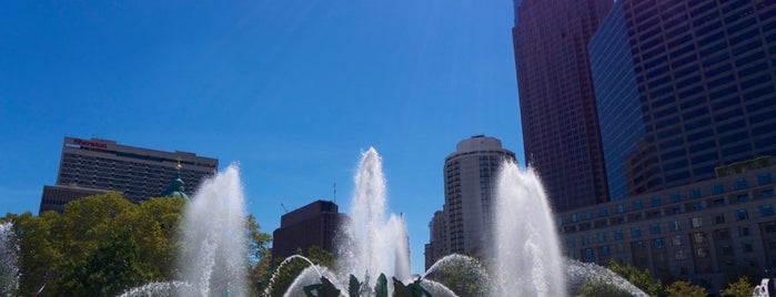 Logan Square is one of Philadelphia.
