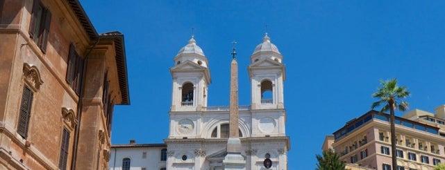 Scalinata di Trinità dei Monti is one of Rome / Roma.