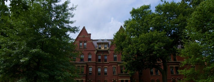 ハーバード大学 is one of Boston.