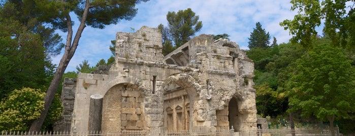 Temple de Diane is one of Gard adresses.
