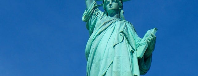 Freiheitsstatue is one of New York City.