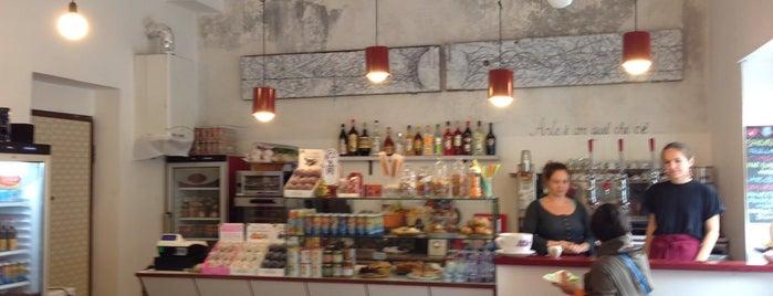 Mamusca is one of Colazione vegan a Milano e dintorni.