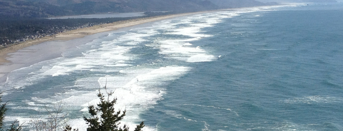 Manzanita Beach is one of Oregon - The Beaver State (1/2).