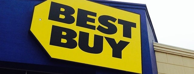 Best Buy is one of Abraham : понравившиеся места.