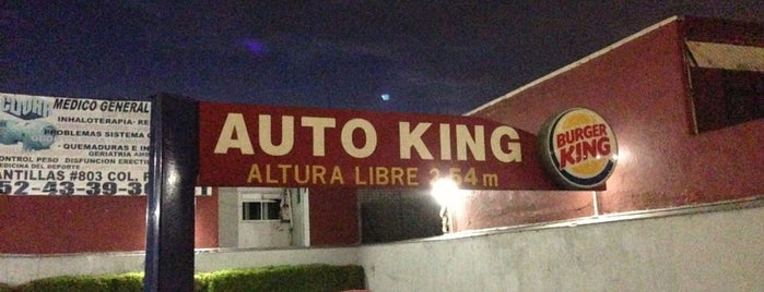 Burger King is one of Locais curtidos por Ricardo.