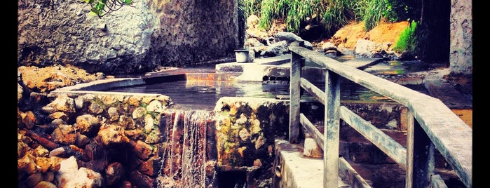 Sulphur Springs is one of St. Lucia life.