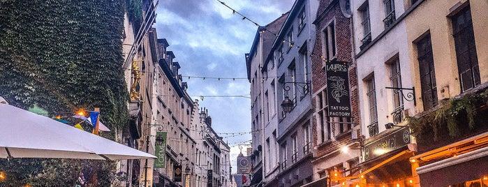 Rue De Rollebeek is one of Bruxelles.