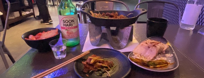 Anytime Soju Bar and Eatery is one of Dranks of New York.
