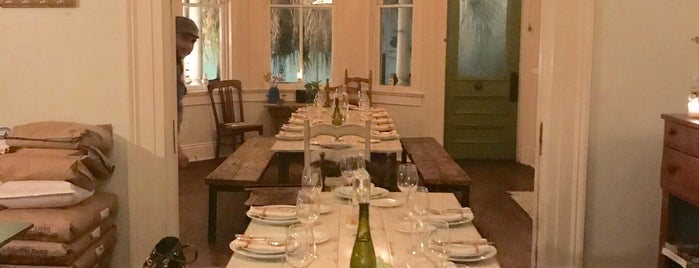 Mosquito Supper Club is one of RESTAURANTS WE CAN'T LOSE_ME List.