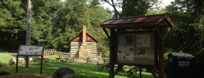 Oakley Cabin is one of Historic Sites & Monuments.