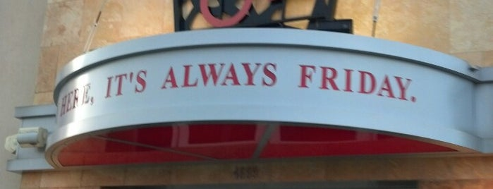 TGI Fridays is one of Paulina's Liked Places.