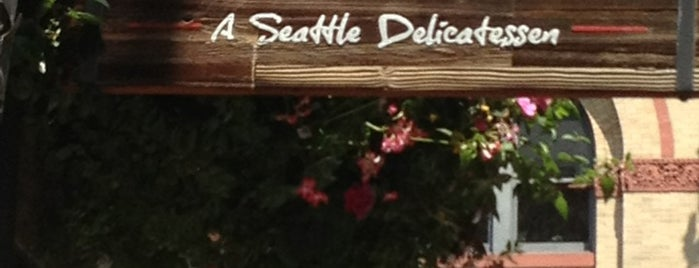 Delicatus is one of Seattle Hit List.