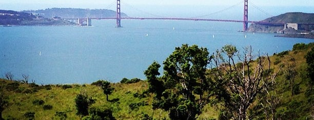Angel Island State Park is one of San Francisco Dos.