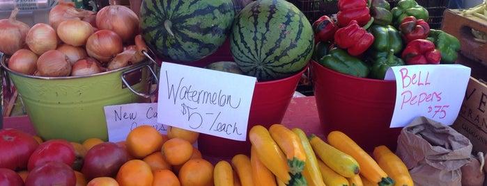 Bloomington Farmers Market is one of Lieux sauvegardés par Carly.