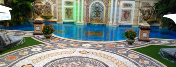 Versace Mansion is one of Florida's secrets.