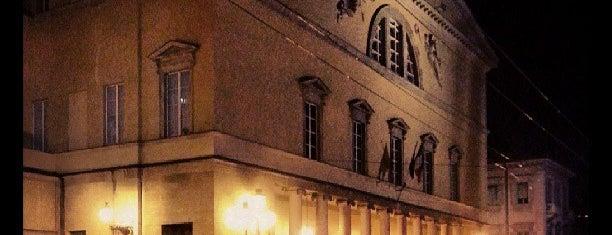 Teatro Regio is one of Emilia-Romagna.