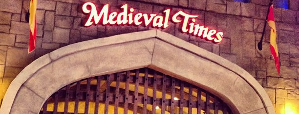 Medieval Times Dinner & Tournament is one of HotLanta.