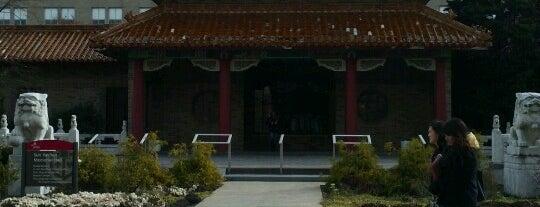 Sun Yat Sen Memorial Hall is one of Orte, die Mario gefallen.