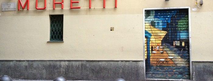 Bar Moretti is one of Locais curtidos por Riccardo.