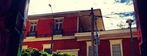 Pasaje Bavestrello is one of Valparaiso / 2013.