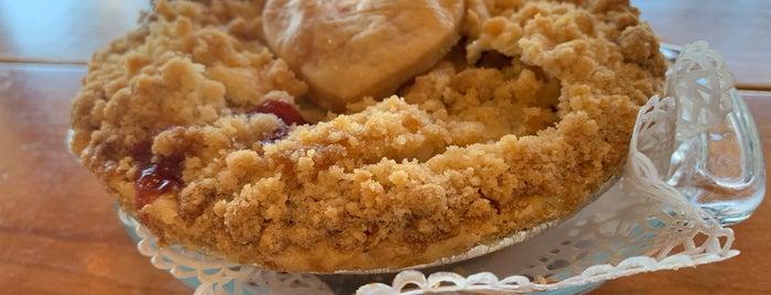 maui pie is one of favorites - hawaii.