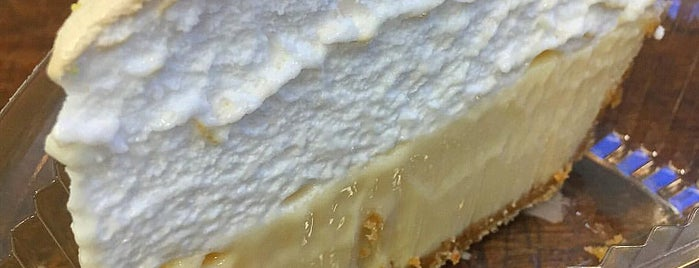 Blond Giraffe Key Lime Pie Factory is one of Keys Dining, Desserting and Fun.