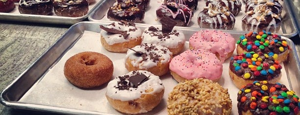 Mojo Donuts is one of Broward Restaurants.